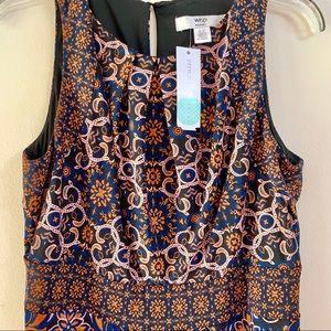 NWT Wisp Petites Maxi Dress (Stitch Fix)